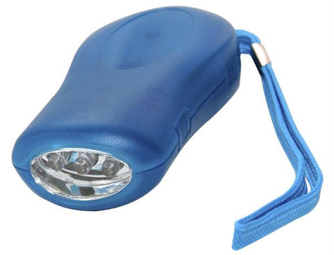 Picture of 3 LED Squeeze Flashlight