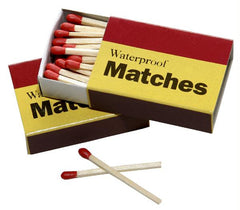 Box of Waterproof Matches
