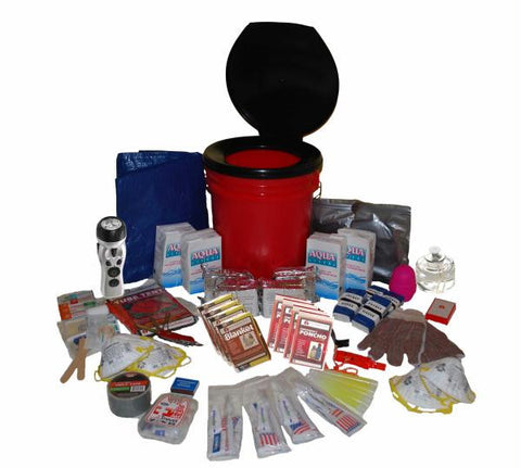 Picture of 4 Person Guardian Bucket Survival Kit