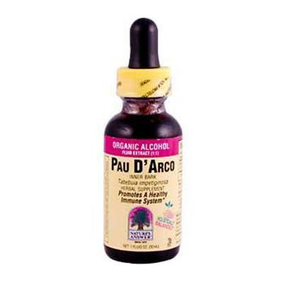 Picture of Nature's Answer Pau D' Arco Inner Bark - 1 fl oz