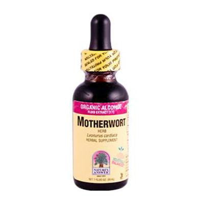 Picture of Nature's Answer Motherwort Herb - 1 fl oz
