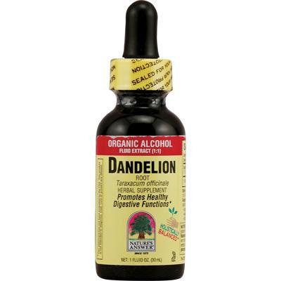Picture of Nature's Answer Dandelion Root - 1 fl oz