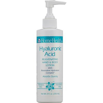 Picture of Home Health Hyaluronic Acid Rejuvenating Hand and Body Lotion - 8 fl oz