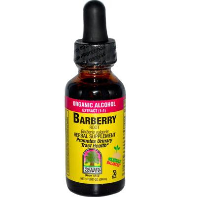 Picture of Nature's Answer Barberry Root - 1 fl oz