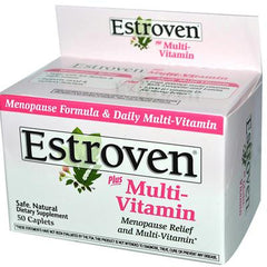 Estroven Plus Multi-Vitamin - 50 Caplets