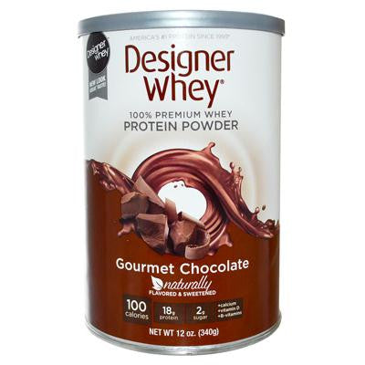 Picture of Designer Whey Protein Powder Chocolate - 12.7 oz