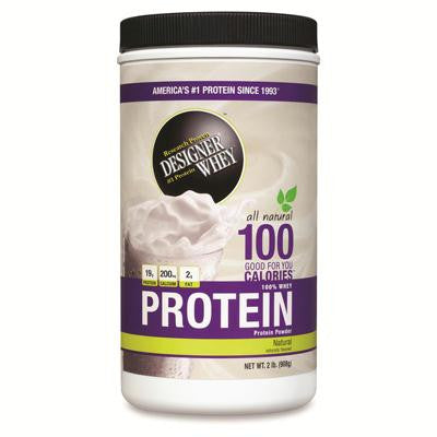 Picture of Designer Whey Protein Powder Natural - 2 lbs