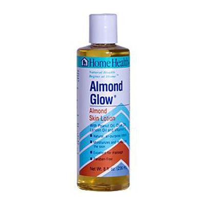 Picture of Home Health Almond Glow Skin Lotion Fragrance Free - 8 fl oz