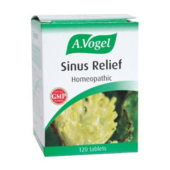 A Vogel Sinus Relief - 120 Tablets
