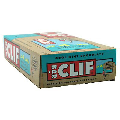Picture of Clif Bar - Organic Cool Mint Chocolate - Case of 12 - 2.4 oz