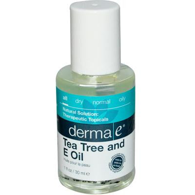 Picture of Derma E Tea Tree and E Oil - 1 fl oz