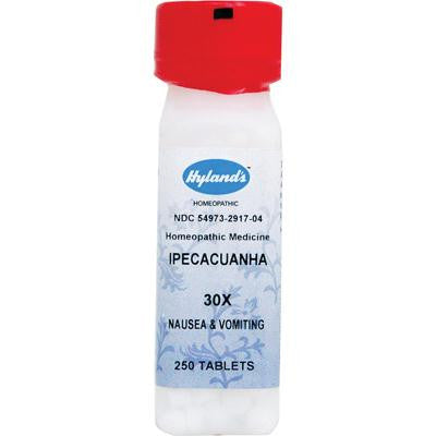 Picture of Hyland's Ipecacuanha 30x - 250 Tablets