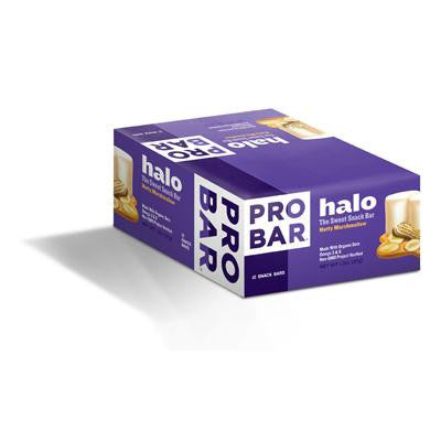 Picture of Probar Halo Bar - Organic Nut Marshmallow - Case of 12 - 1.3 oz