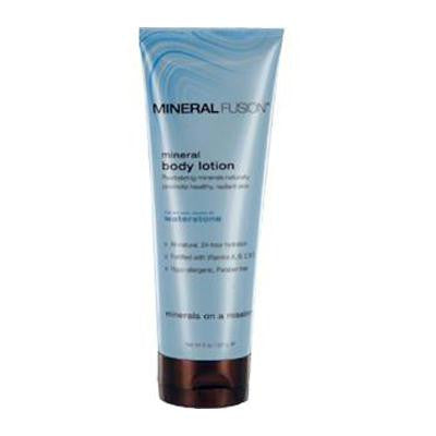 Picture of Mineral Fusion Mineral Body Lotion Waterstone - 8 fl oz
