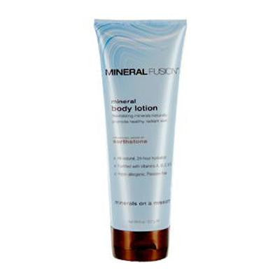 Picture of Mineral Fusion Mineral Body Lotion Earthstone - 8 fl oz