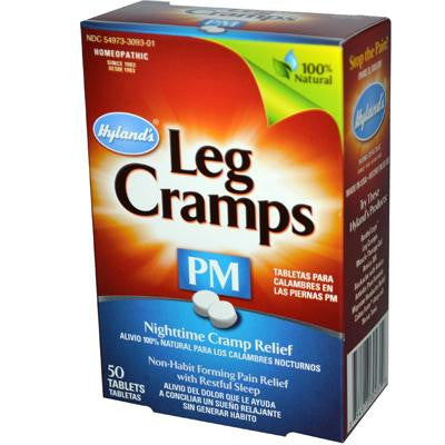 Picture of Hyland's Leg Cramps PM With Quinine - 50 Tablets