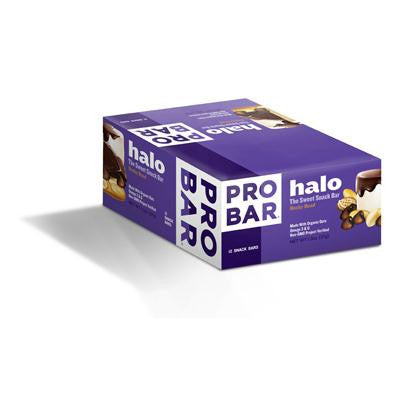 Picture of Probar Halo Bar - Organic Rocky Road - Case of 12 - 1.3 oz