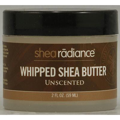 Picture of Shea Radiance Whipped Shea Butter Unscented - 2 fl oz