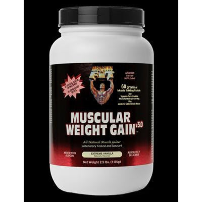 Picture of Healthy 'N Fit Muscular Weight Gain 2 - Vanilla - 2.5 Lb.