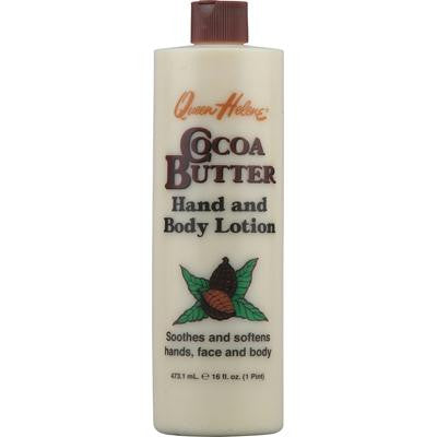 Picture of Queen Helene Cocoa Butter Hand And Body Lotion - 16 fl oz