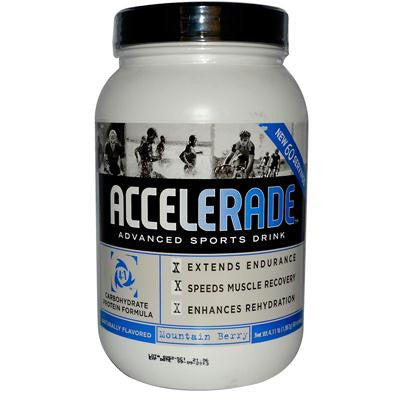 Picture of Endurox Accelerade - Mountain Berry - 60 Srvg