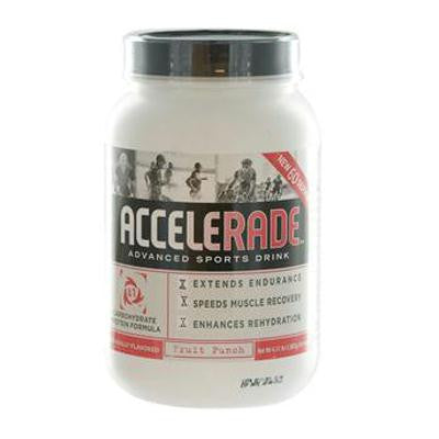 Picture of PacificHealth Labs Accelerade Advanced Sports Powder Fruit Punch - 4.11 lbs