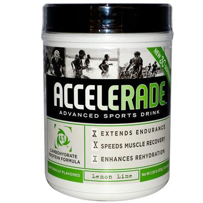 Picture of PacificHealth Labs Accelerade Advanced Sports Drink Lemon Lime - 2.06 lbs