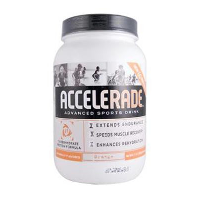 Picture of PacificHealth Labs Accelerade Advanced Sports Powder Orange - 4.11 lbs