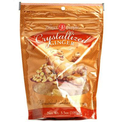 Picture of Ginger People Crystallized Ginger Candy - 3.5 oz - Case of 24