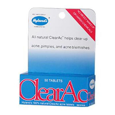 Picture of Hyland's ClearAc - 50 Tablets