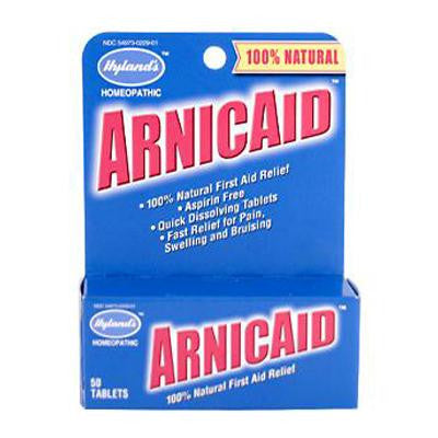 Picture of Hyland's Arnicaid - 50 Tablets