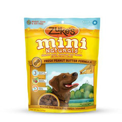 Zuke's Mini Naturals Dog Treats Peanut Butter - 16 oz