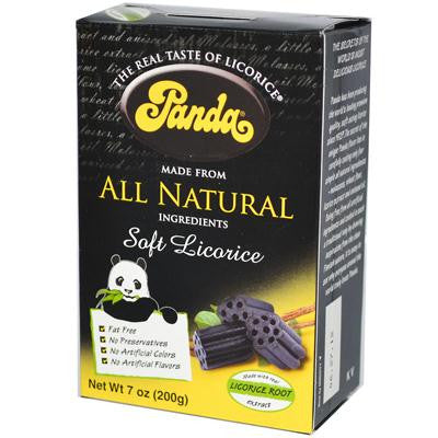 Picture of Panda Soft Licorice - 7 oz - Case of 12