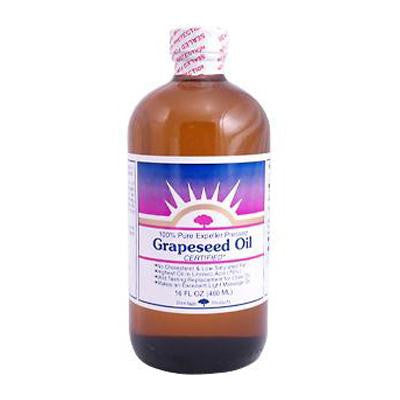 Picture of Heritage Products Grapeseed Oil - 16 fl oz