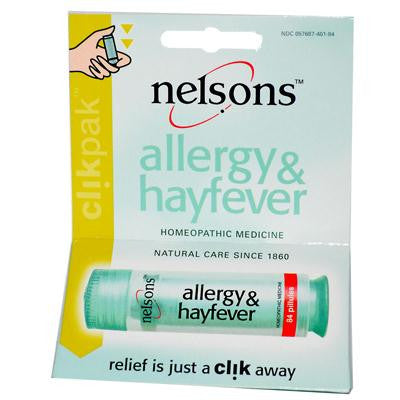 Picture of Nelsons Allergy and Hayfever - 84 Pillules