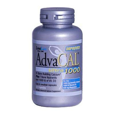 Picture of Lane Labs AdvaCal Ultra 1000 - 120 Gelatin Capsules