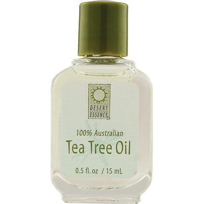 Picture of Desert Essence Australian Tea Tree Oil - 0.5 fl oz