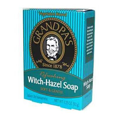 Picture of Grandpa's Witch Hazel Soap - 3.25 oz