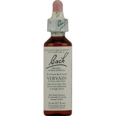 Picture of Bach Flower Remedies Essence Vervain - 0.7 fl oz