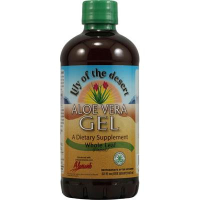Picture of Lily of the Desert Whole Leaf Aloe Vera Gel - 32 oz