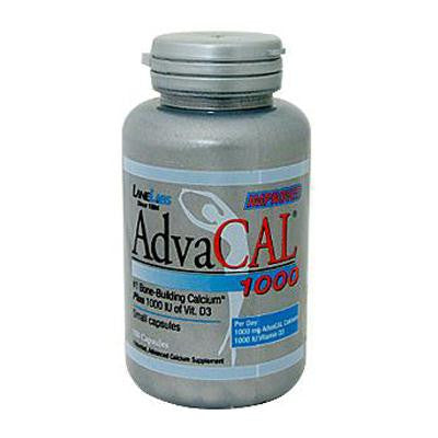 Picture of Lane Labs AdvaCal Ultra 1000 - 150 Capsules