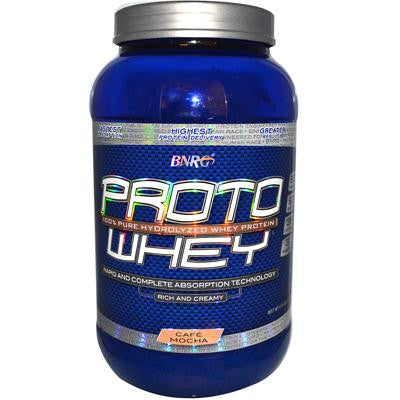 Picture of Proto Whey Protein Powder - Cafe Mocha - 2 lbs
