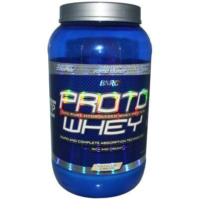 Picture of Proto Whey Protein Powder - Vanilla Cream - 2 lbs