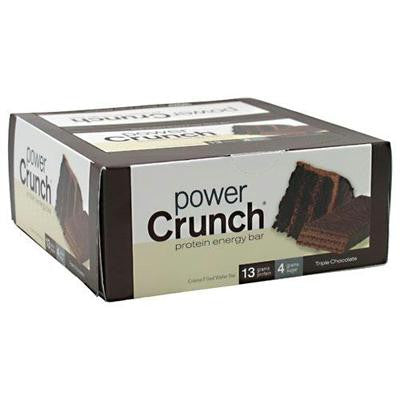 Picture of Power Crunch Bar - Triple Chocolate - Case of 12 - 1.4 oz