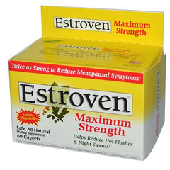 Estroven Maximum Strength - 60 Caplets