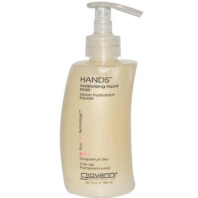 Picture of Giovanni Hands Liquid Soap Grapefruit Sky - 10 fl oz