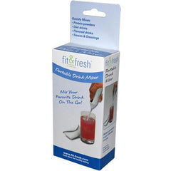 Fit and Fresh Portable Drink Mixer - 1 Unit