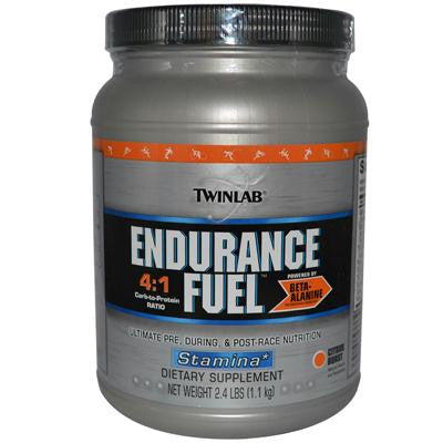 Picture of Twinlab Endurance Fuel Citrus Burst - 2.4 lbs