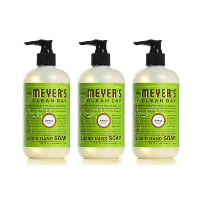 Picture of Mrs. Meyer's Liquid Hand Soap - Apple - Case of 6 - 12.5 oz