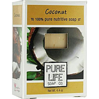 Picture of Pure Life Soap Coconut - 4.4 oz